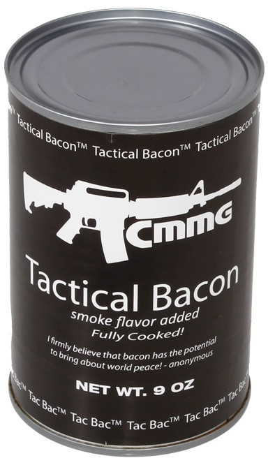 Tactical Bacon.