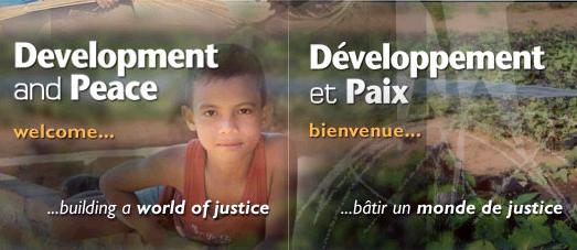 Development and Peace Canada (CCODP).