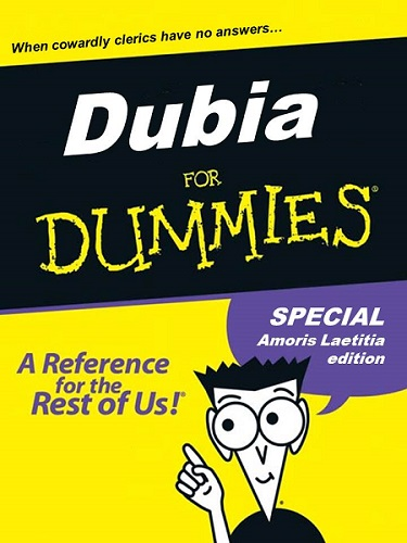 Dubia for Dummies.