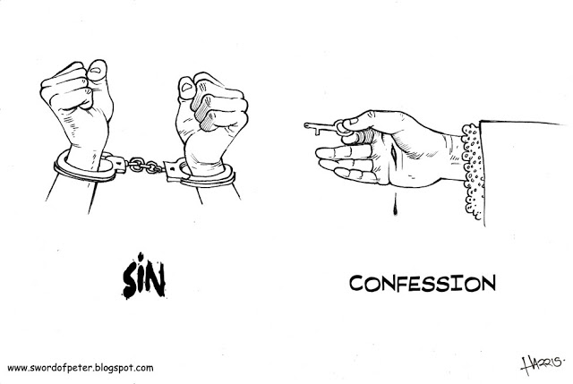 Jeff. B. Harris. Confession Handcuffs.